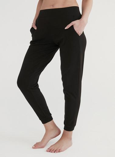 Penti Kadın Siyah Pft Comfort Jogger Pijama altı PH2ZZ19R21IY Siyah